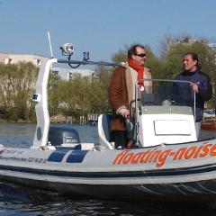 Sportbootführerschein Binnen (Motor)