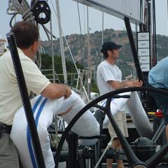 Kombination Sportbootführerschein Segeln + Binnen (Motor)